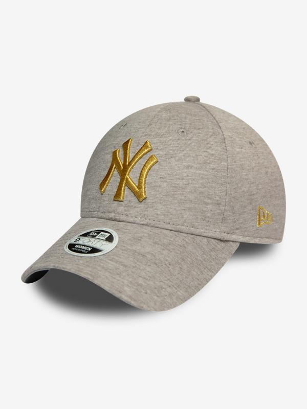 Kšiltovka New Era 940W MLB Jersey mtlc logo NEYYAN Šedá
