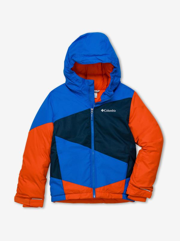 Bunda Columbia Wildstar Jacket Modrá