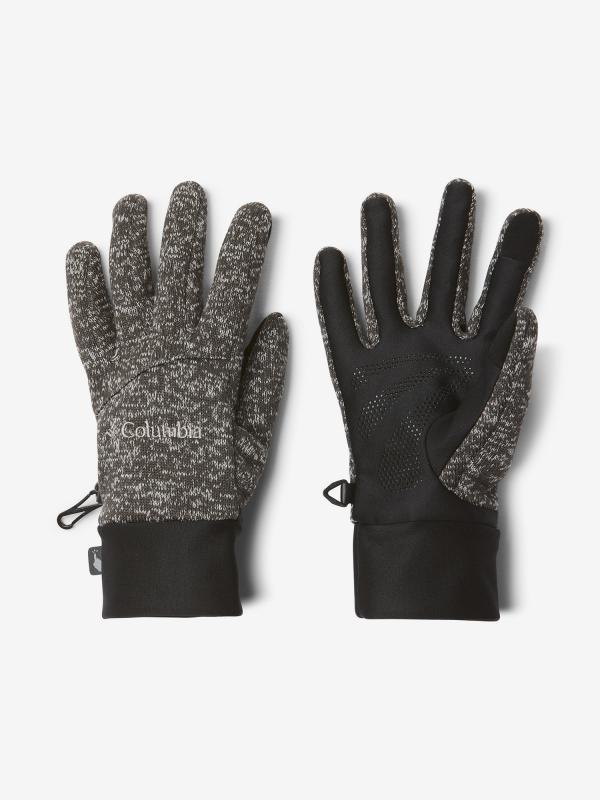 Rukavice Columbia W Darling Days Glove Šedá