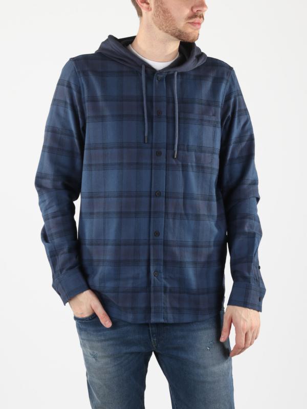 Košile Oakley Icon Hooded Shirt Modrá