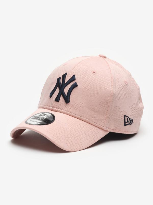 Kšiltovka New Era 940 MLB Engineered plus NEYYAN Růžová