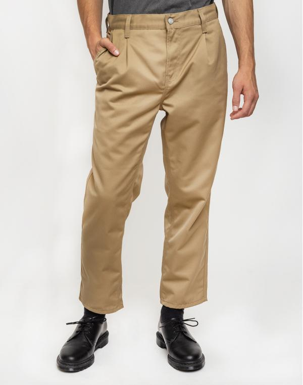 Carhartt WIP Abbott Pant Leather Rinsed 32