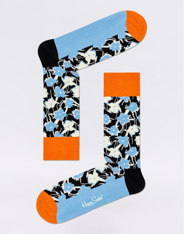 Happy Socks Andy Warhol Flower AWFLO01-6500 41-46