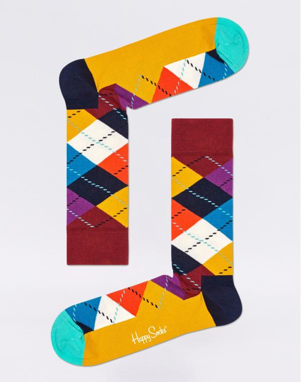 Happy Socks Argyle ARY01-2701 41-46