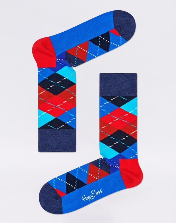 Happy Socks Argyle ARY01-6300 41-46