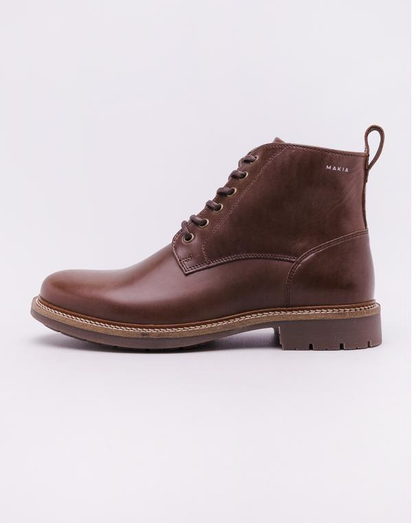 Makia Avenue Boot Brown 41