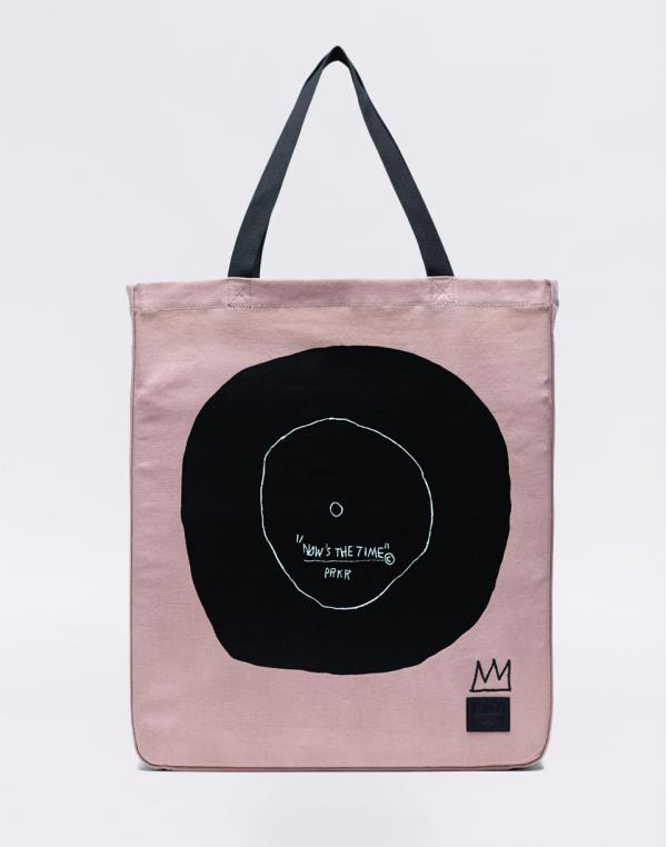 Herschel Supply Basquiat Tote ASH ROSE