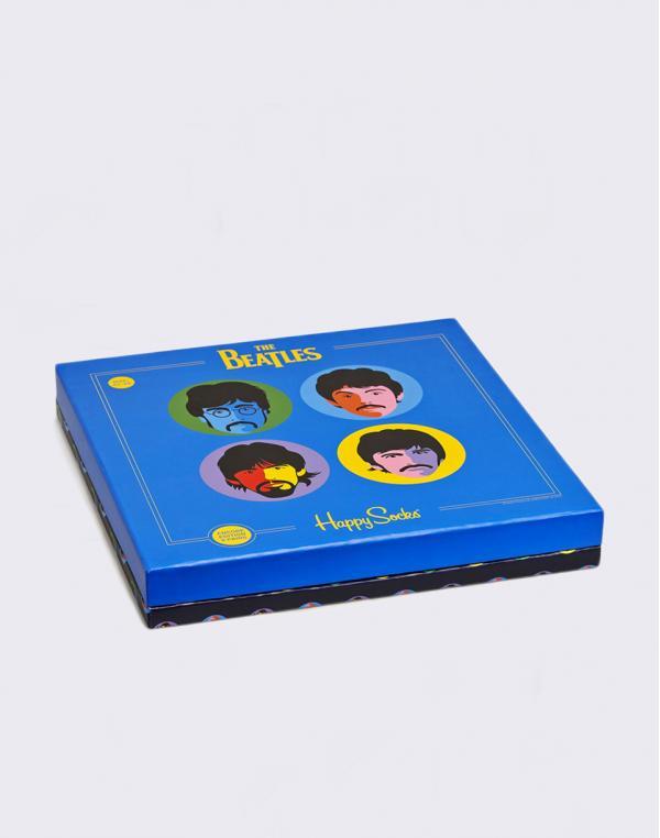 Happy Socks Beatles Gift Box 6 pack XBEA10-0100 36-40