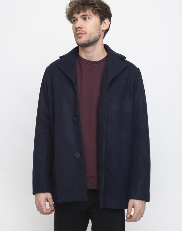 Makia Beaufort Jacket Dark Navy S