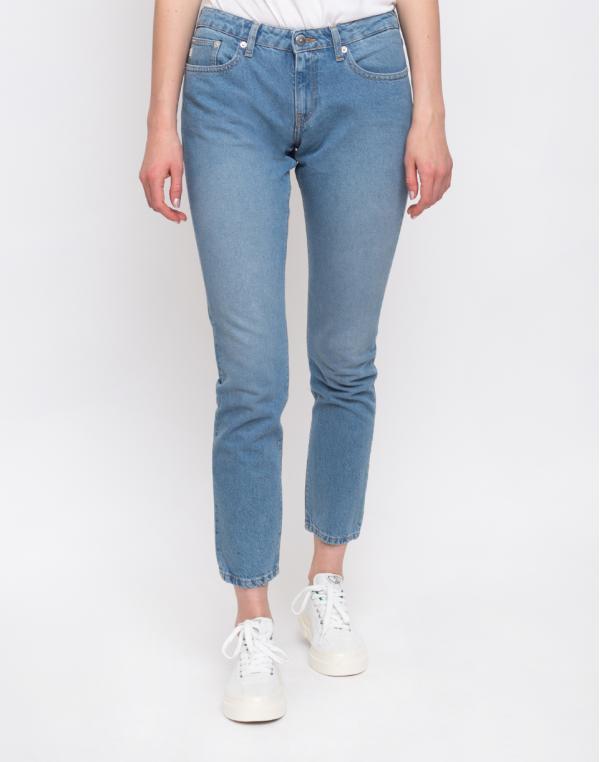 Mud Jeans Boyfriend Basin Light Stone W26/L30