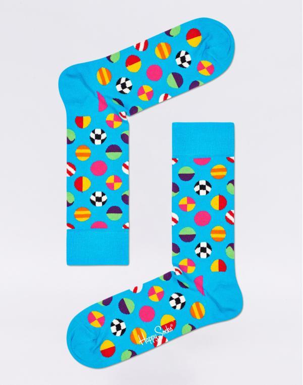 Happy Socks Clashing Dot CLD01-6700 41-46
