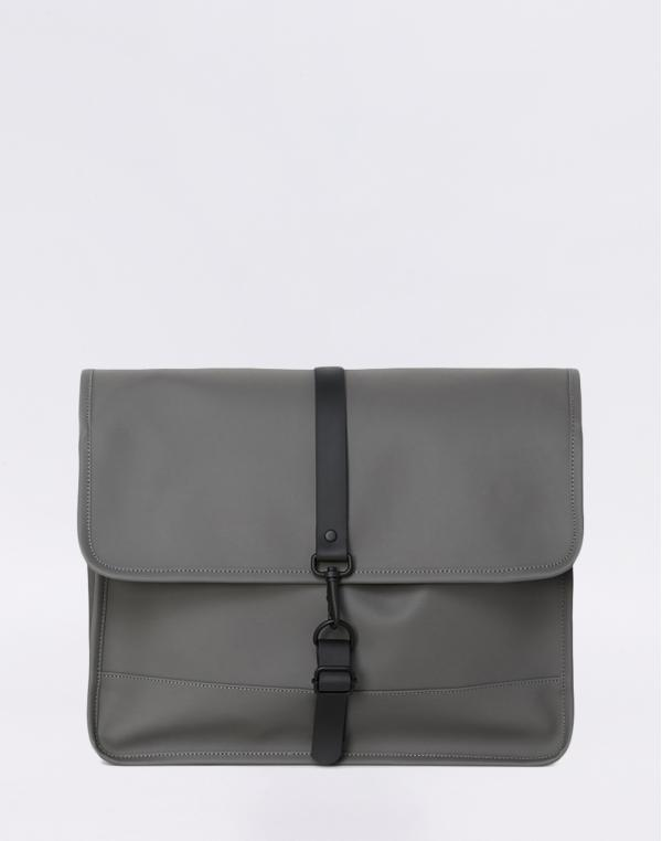 Rains Commuter Bag 18 Charcoal