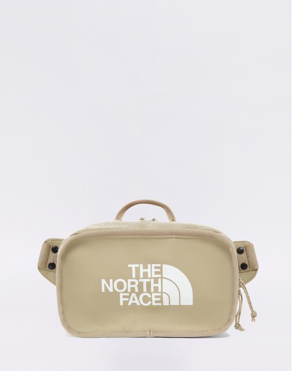 The North Face Explore BLT S Twill Beige/ TNF White