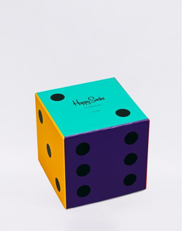 Happy Socks Game Night Gift Box XGAM09-6300 36-40