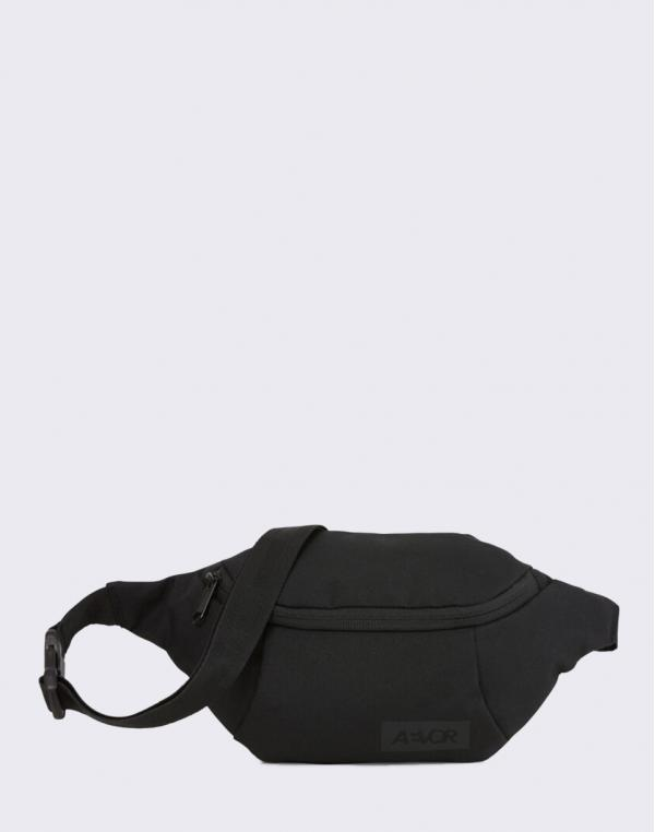 Aevor Hip Bag Black Eclipse