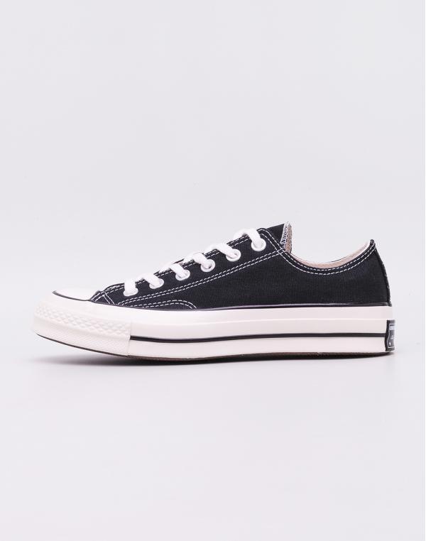 Converse Chuck 70 OX Black/ Black/ Egret 44