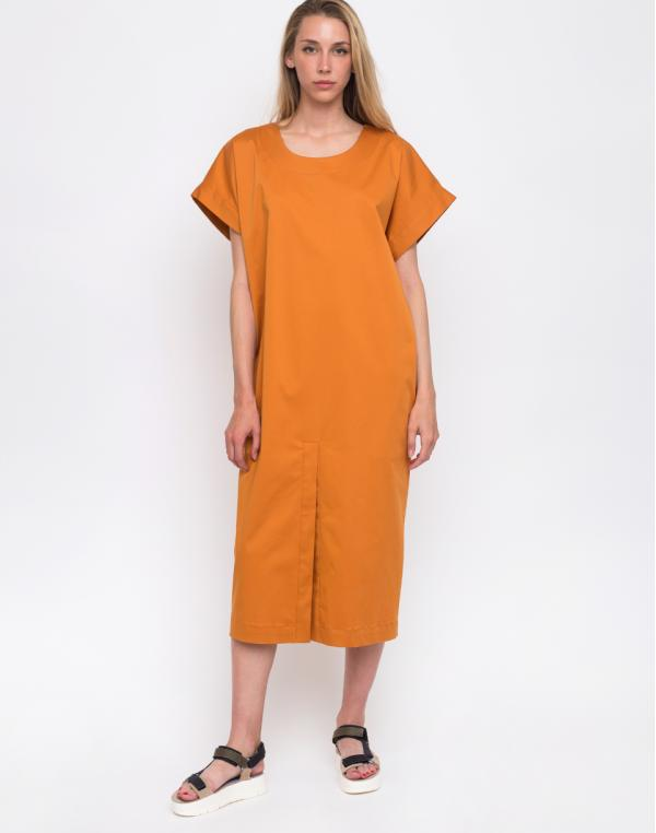 FL Maxi Dress Orange S/M