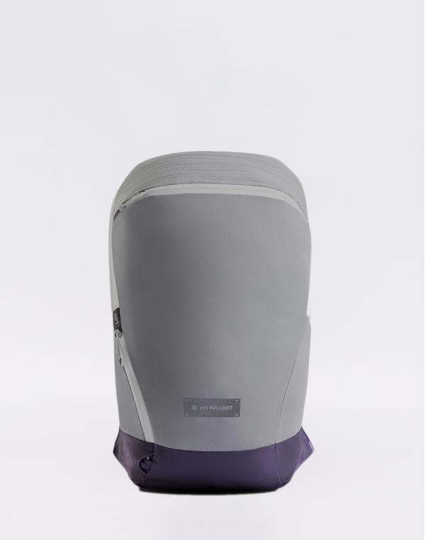 Heimplanet Motion ARC 20 l Light Grey/Purple
