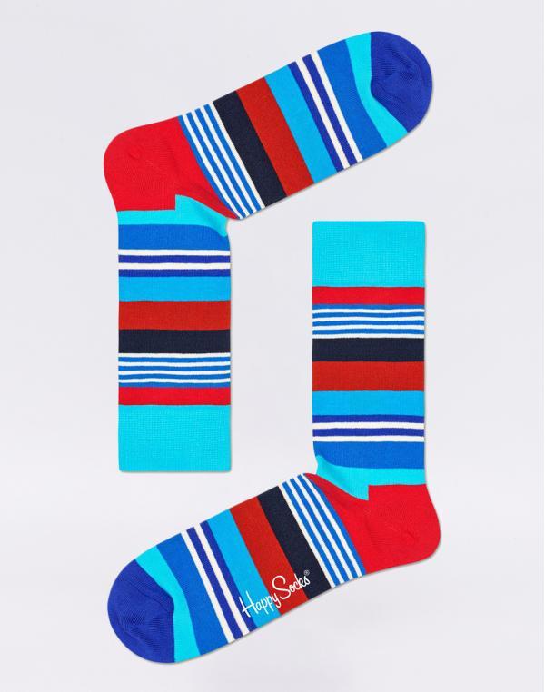 Happy Socks Multi Stripe MST01-6300 41-46