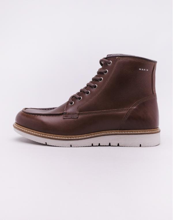 Makia Noux Boot Brown 45