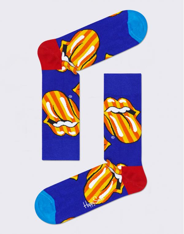 Happy Socks Rolling Stones Tumbling Stripes RLS01-6500 41-46