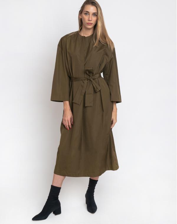 FL Shirt Dress Khaki XS/S