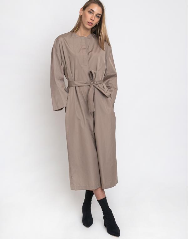 FL Shirt Dress Beige M/L