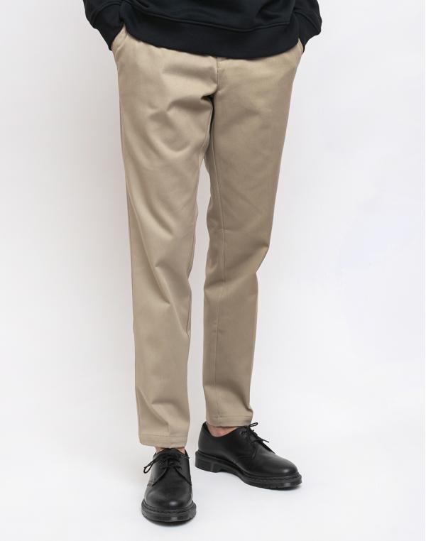 Dickies Slim Fit Work Pant Khaki W34/L34