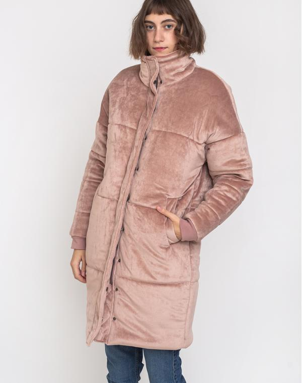 Native Youth The Bianca Longline Puffer Dusty Pink S