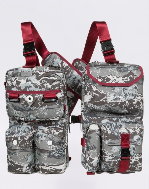 Eastpak White Mountaineering Vest Bag WM Mountain