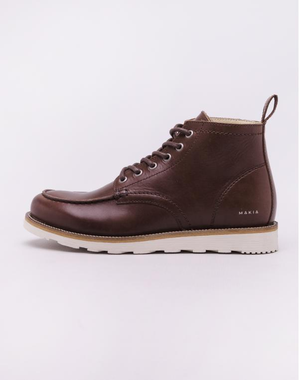 Makia Yard Boot Brown 42