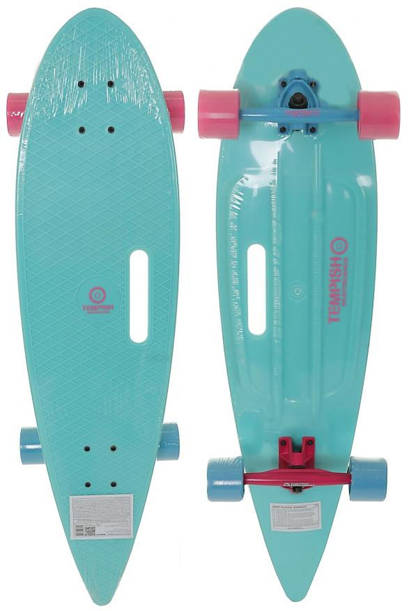 longboard Tempish Buffy Pintail 36 - Blue 9x36