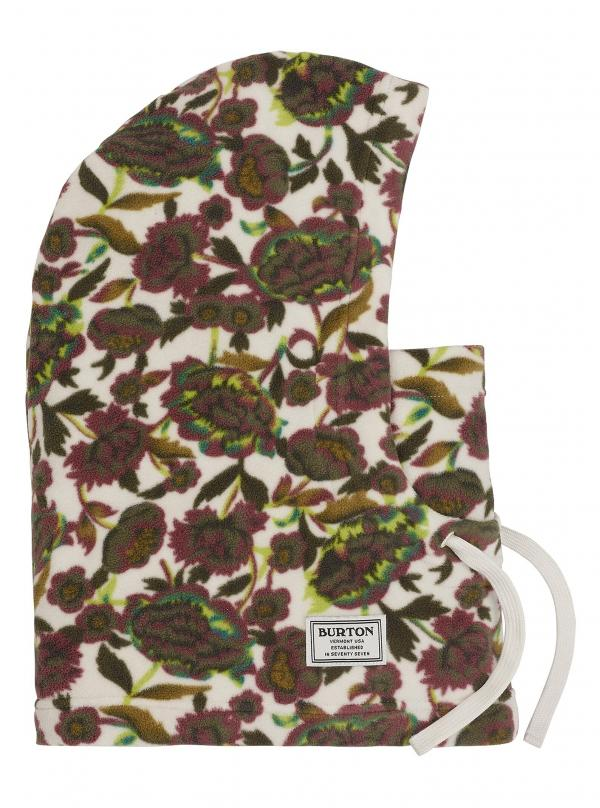 kukla Burton Burke Hood - Whit Floral one size