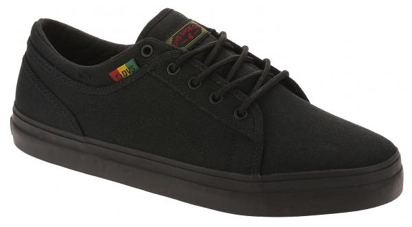 boty DVS Aversa+ - Black/Rasta/Canvas 44