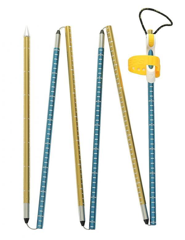 sonda Pieps Probe Alu 260 - Blue/Yellow 260 cm