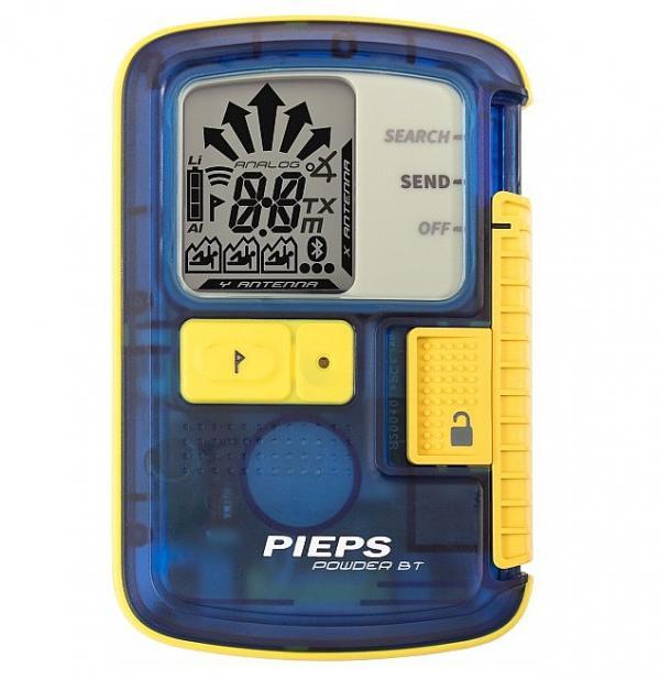 vyhledávač Pieps Powder BT - Blue one size