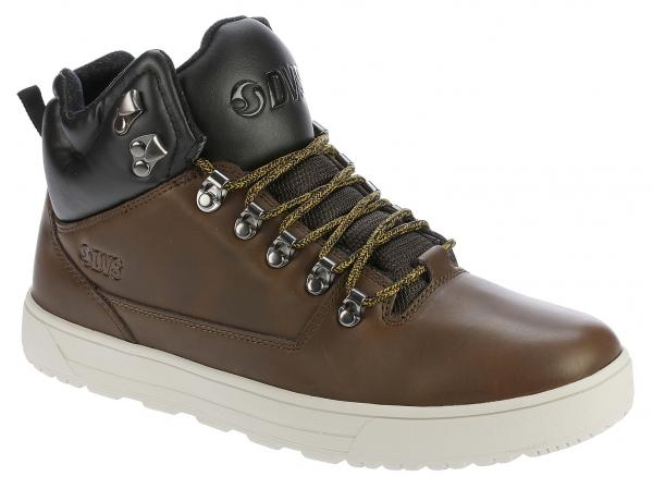 boty DVS Vanguard+ - Chocolate Brown Leather 45