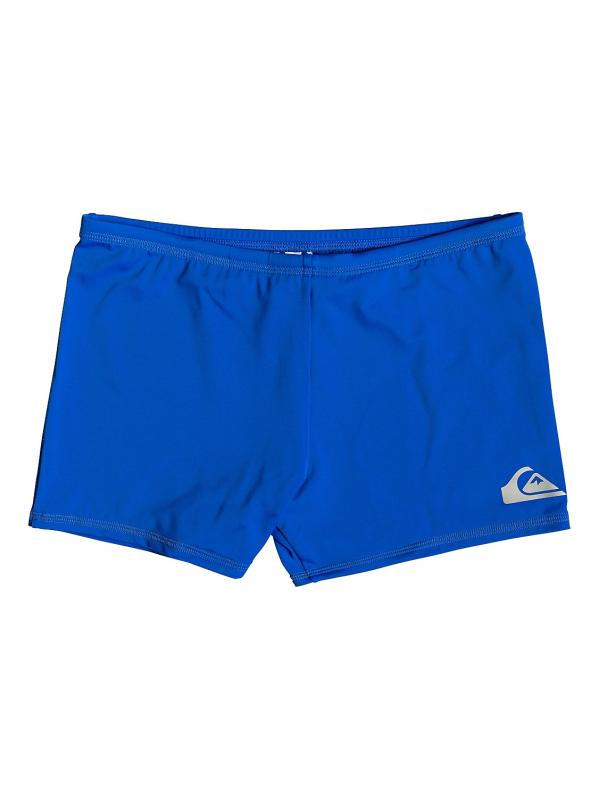 plavky Quiksilver Mapool Solid - PRM0/Electric Royal L