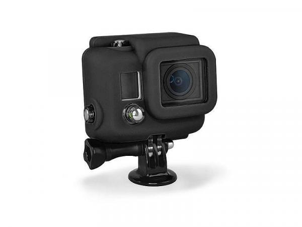 kryt GoPro Silicone Covers HD3+ - Black one size