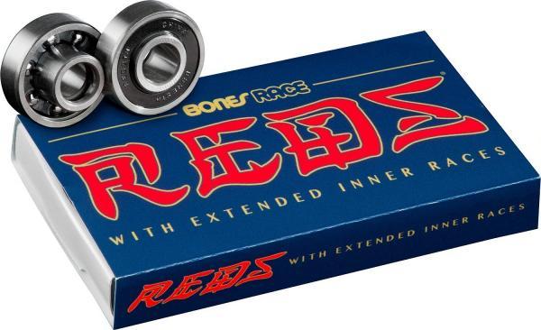 ložiska Bones Brg Reds Reds - Black one size