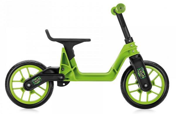odrážedlo Xootz Folding Balance - Green one size