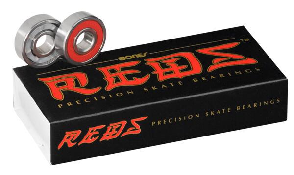 ložiska Bones Reds 8 - Red one size