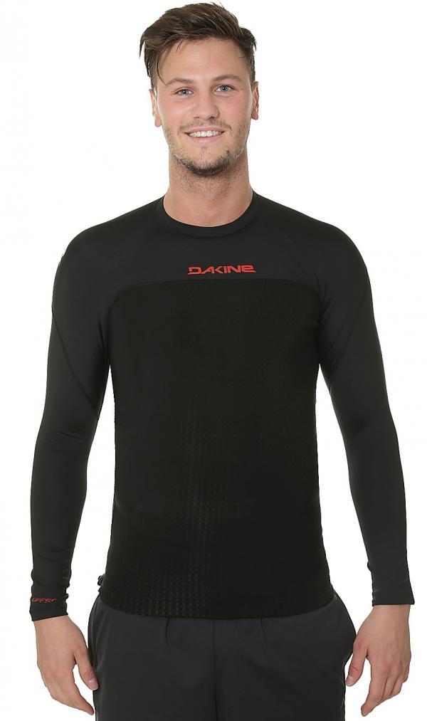 tričko Dakine Storm Snug Fit LS - Black M