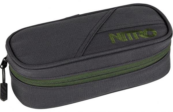 penál Nitro Pencil Case - Pirate Black one size