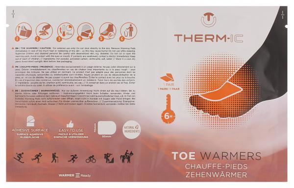 ohřívač Therm-ic ToeWarmer - No Color one size