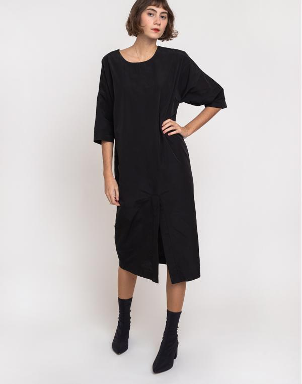 FL Maxi Dress Black M/L