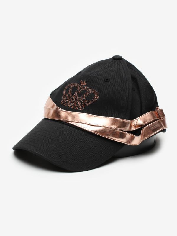 Kšiltovka adidas Originals M.E. Belted Cap Černá