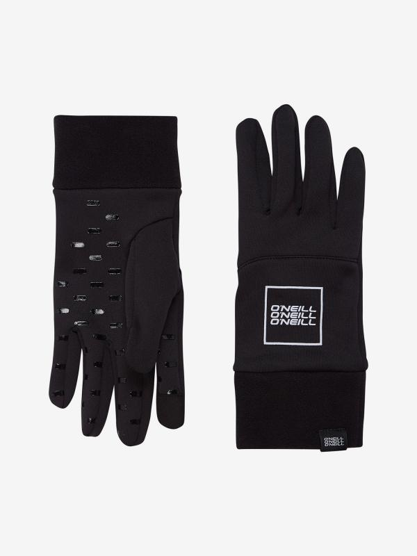 Rukavice O´Neill Bm Everyday Softshell Gloves Černá