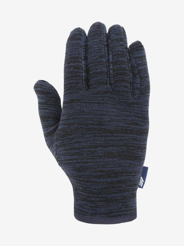 Rukavice 4F Reu302 Gloves Modrá