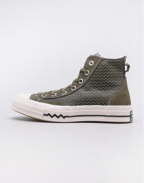 Converse Chuck 70 Green/ White 37
